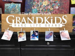 Grandkids make life grand A