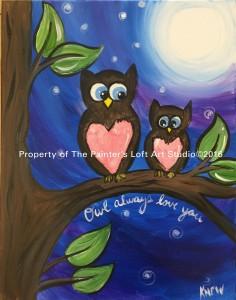 Owl always love you copy