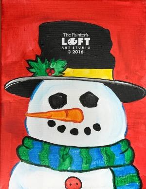 Snowman low